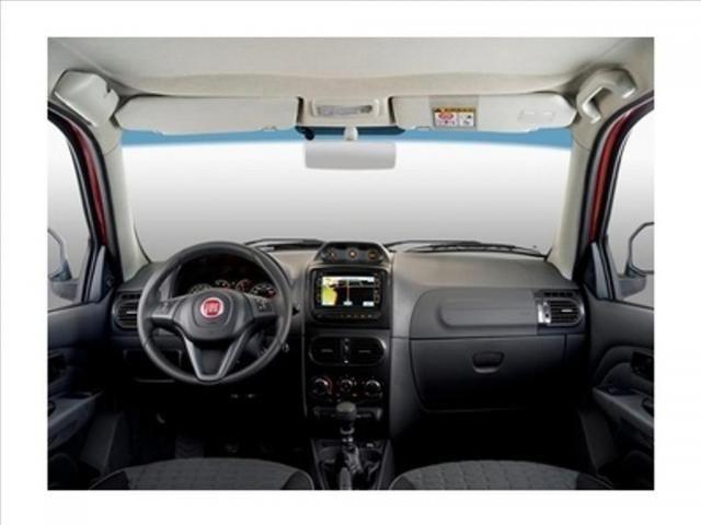 FIAT STRADA 1.8 MPI ADVENTURE CD 16V FLEX 3P MANUAL - Foto 7
