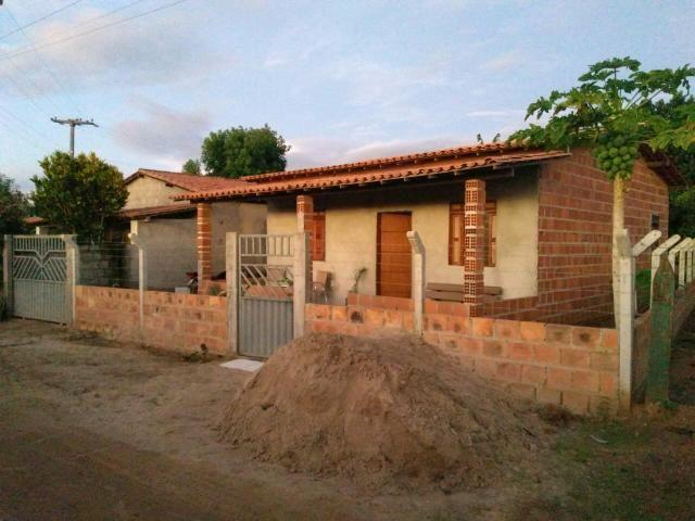 Casa com terreno inhambupe