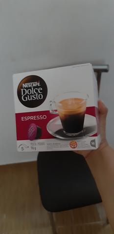 Cápsulas de café Dolce Gusto
