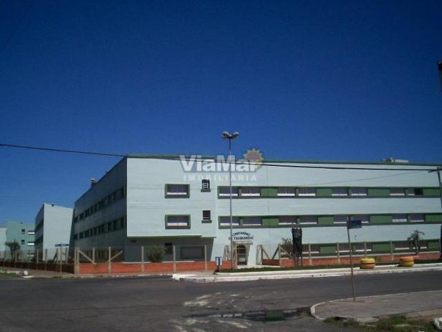 Apartamento para alugar com 1 dormitórios em Centro, Tramandai cod:2879