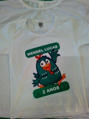 Camisas temáticas para festa