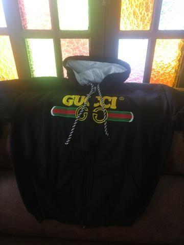 Blusa de moleton gg
