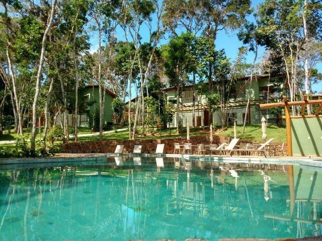 Casa 2/4 Nova, na beira da Lagoa Aruá em Praia Forte !!! Financia !!! - Foto 14