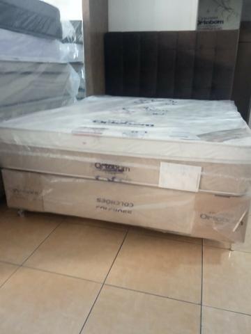 Cama Box casal Ortobom - Foto 3
