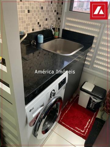 Apartamento Edificio Alvorada - 3/4, mobiliado, 2 vagas, Lindo apartamento - Foto 18