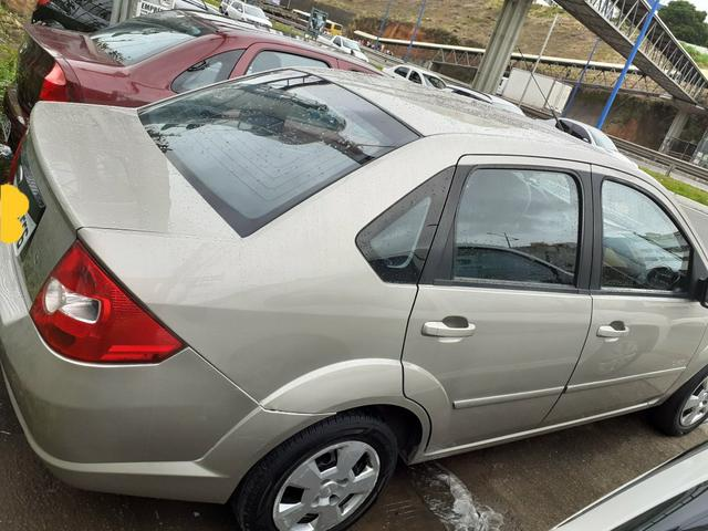 Fiesta Class 2009 completo IPVA pago 2019 carro sem detalhe
