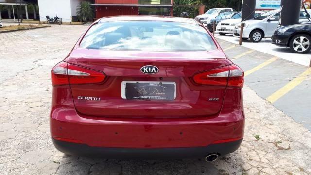 Kia Cerato SX 1.6 Automático 13/14 - Troco e Financio! - Foto 6