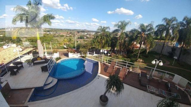 Casa com 4 dormitórios à venda, 560 m² por R$ 1.500.000,00 - Residencial Monte Belo - Sant