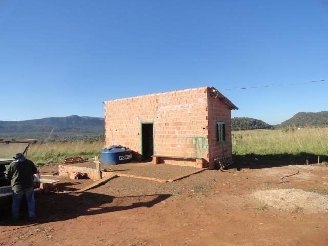 Lote rural 7,60ha com casa e plantação