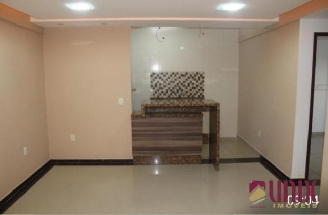 Pq. Rosário - Apto 02 qtos, 65 m², com varanda, bem localizado. - Foto 2