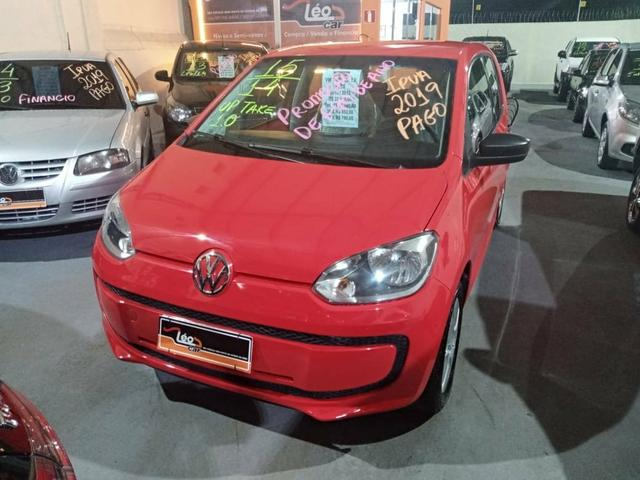 Vendo um vw/up take completo 70km 2014/2015