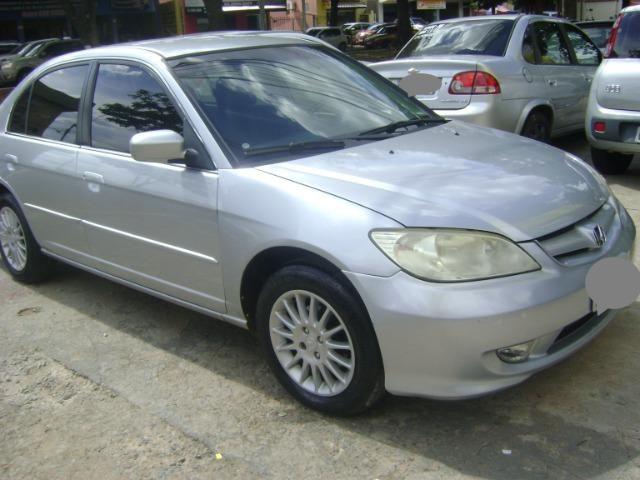 Honda Civic 1.7 Ex Automático 2005/2005 Simone *