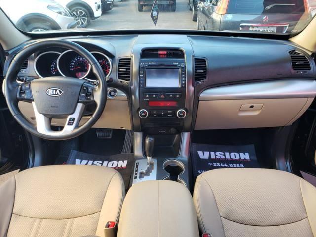 KIA SORENTO EX 3.5 V6 24V 7LUGARES - Foto 8