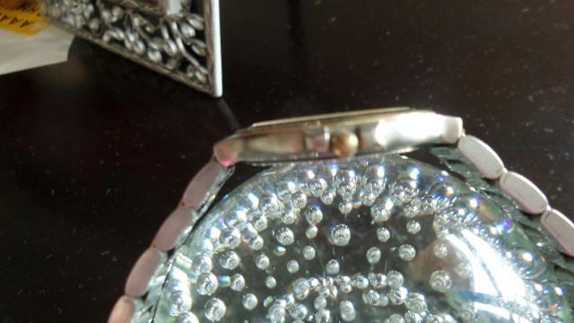 b49457b3d8b Relógio Natan masculino original cronógrafo em aço e ouro ...