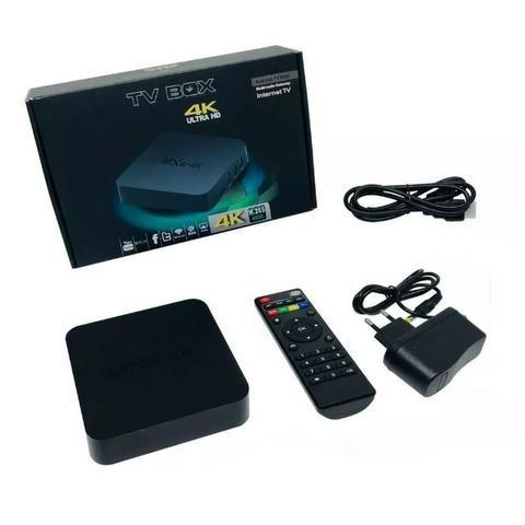 Tv Box Smart Mxq 4k Netflix Youtube Kodi 2gb ram 16gb rom android 7.1 - Foto 3