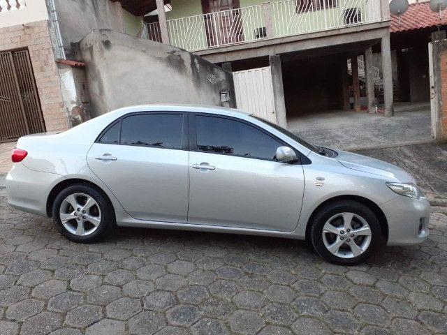 Toyota Corolla GLI 1.8 Flex Automático 2013 - Foto 2