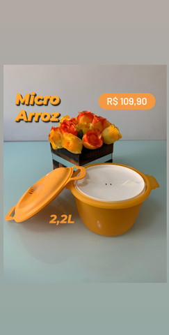 Kit microondas tupperware - Foto 4
