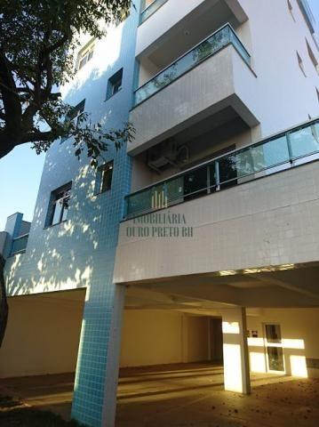 Cobertura à venda com 3 dormitórios em Sinimbu, Belo horizonte cod:4522 - Foto 2