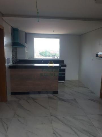 Apartamento à venda com 3 dormitórios em Sinimbu, Belo horizonte cod:2287 - Foto 2