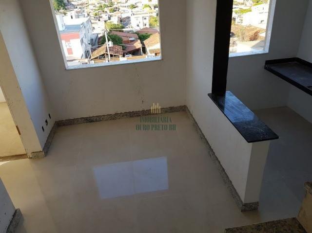 Cobertura à venda com 2 dormitórios cod:4471 - Foto 6
