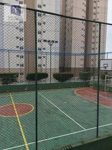 Apartamento com 2 dormitórios à venda, 50 m² por R$ 240.000,00 - Parque Erasmo Assunção -  - Foto 12