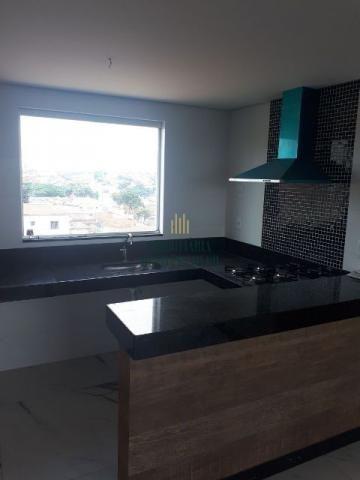 Apartamento à venda com 3 dormitórios em Sinimbu, Belo horizonte cod:2287 - Foto 4