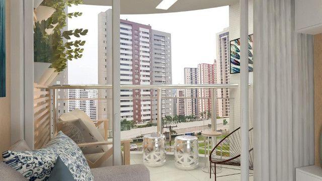 Apartamento 103 metros, m², 3 Quartos com Suíte Lazer Residencial Costa Azul, Águas Claras - Foto 17