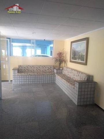 Apartamento com 3 dormitórios à venda, 109 m² por R$ 295.000 - Jacarecanga - Fortaleza/CE - Foto 4