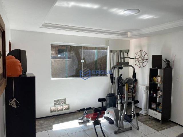 Casa com 7 dormitórios à venda, 427 m² por R$ 580.000,00 - Parque Manibura - Fortaleza/CE - Foto 19