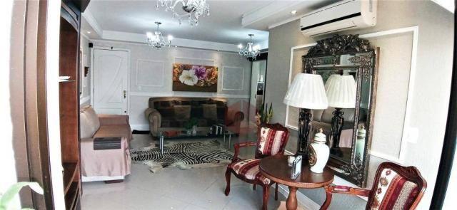 Apartamento à venda, 116 m² por R$ 635.000,00 - Balneário - Florianópolis/SC - Foto 2