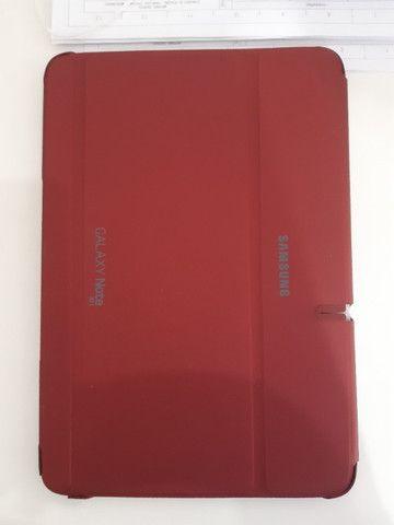 Capa Original Samsung Book Over Samsung Galaxy Note 10.1