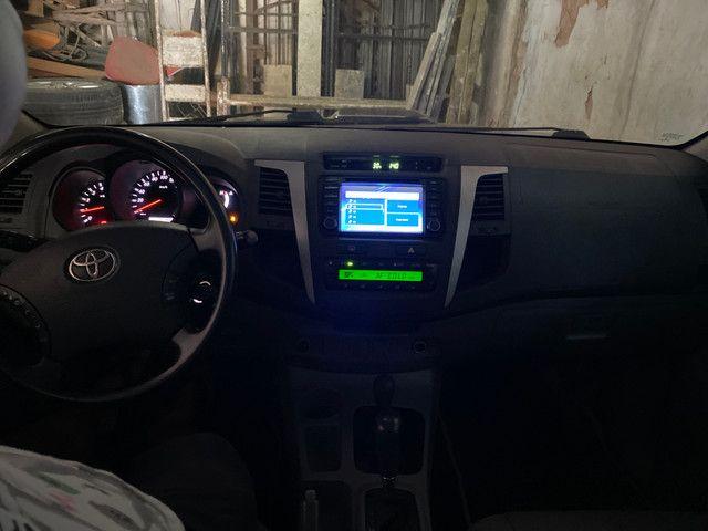 Hilux SRV 2009 automática - Foto 5