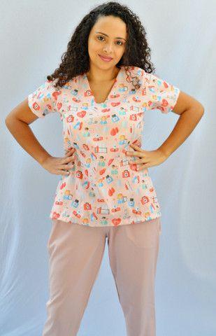Scrub/ pijama cirúrgico - Foto 4