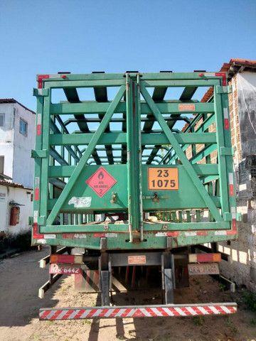 Vendo caminhão para transporte de gás  - Foto 4