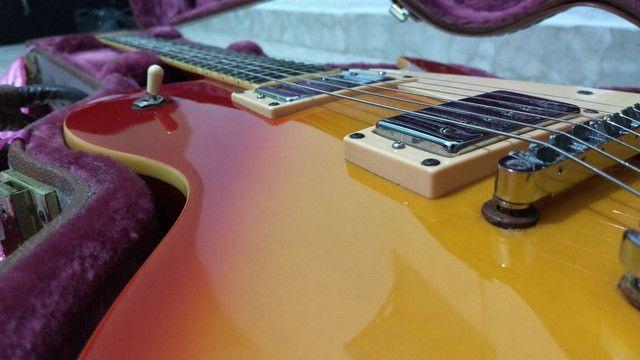 Guitarra Les Paul GG1 Sunburst SX - Foto 4