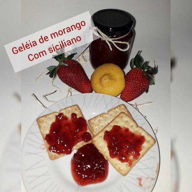 Geléias Artesanais 100% natural / A MELHOR DE GOIÂNIA  - Foto 4