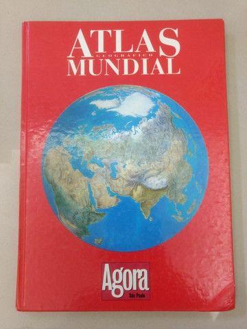 Atlas Historia do Mundo, Atlas Geografico Mundial e Historia do Brasil - Foto 2