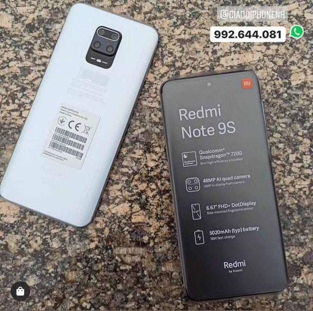Redmi Note 9S 64gb NOVO - Foto 2
