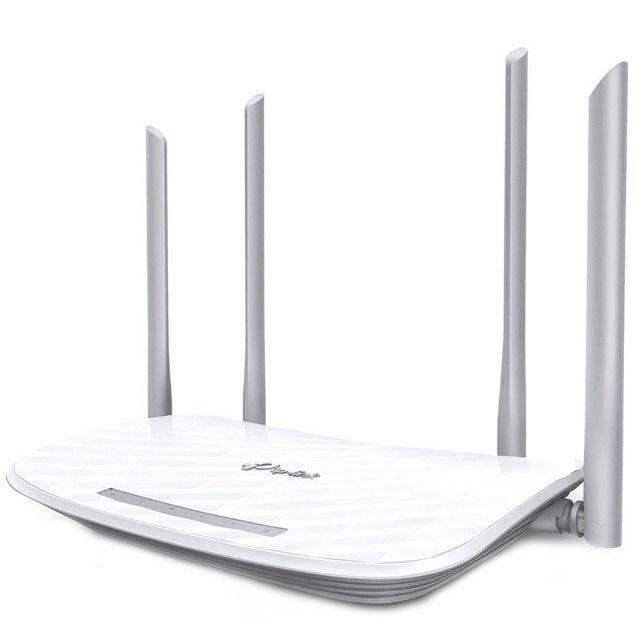 Roteador Wireless Dual Band Gigabit AC1200 TP-Link - Archer C5W - Loja Fgtec Informática