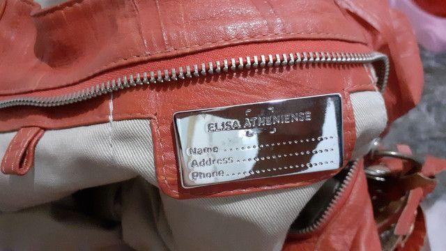 Bolsa de grife Elisa Atheniense  - Foto 4