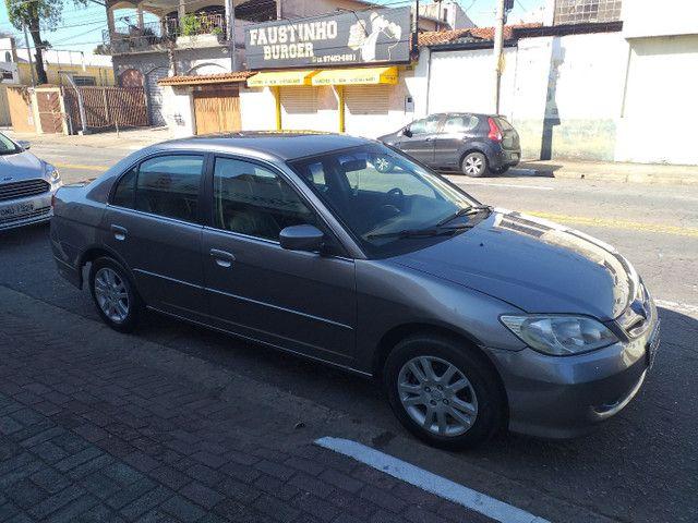 Civic 1.7 2006 automático  - Foto 2