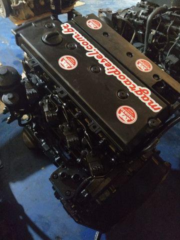 Motor M. Benz OM 904/924 La - Foto 3