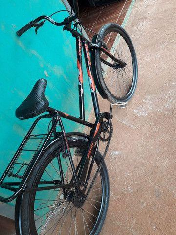 Vendo essa linda bicicleta poti 250 entrego.  - Foto 3