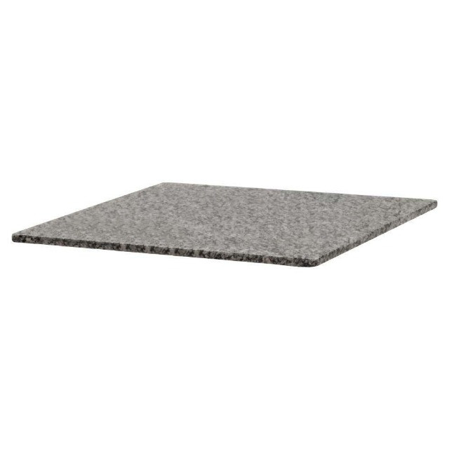 Tampo de mesa granito 80x80 30 peças