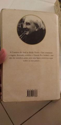 Trilogia dos livros O senhor dos Anéis - Foto 3