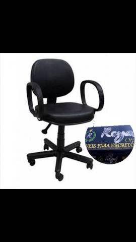 Cadeiras giratórias para escritório novas - Foto 2
