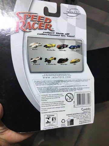 Carrinho Spedd Racer novo colecionador  - Foto 6