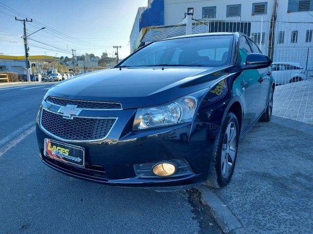 CRUZE LT 1.8 FLEX AUTOMATICO COMPLETO 2013 - Foto 2