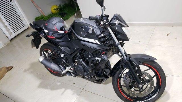 Moto Yamaha MT 03 ABS - 2019 - Foto 5