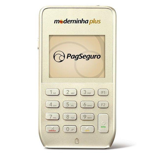 Moderninha Plus - PagSeguro